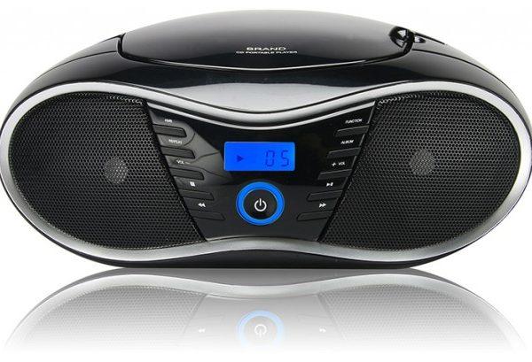 Lecteur radio FM CD/MP3 CD58NMP3USB BIGBEN