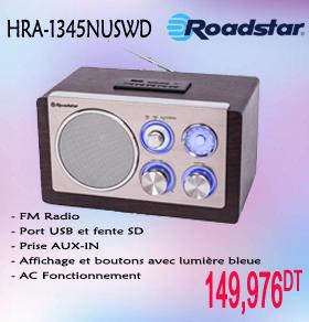 HRA-1345NUSWD