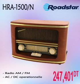 HRA 1500 N