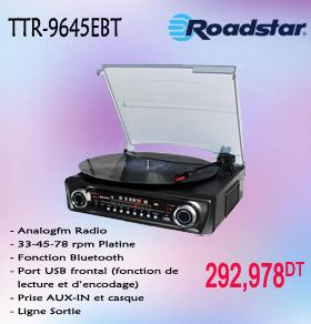 TTR 9645EBT